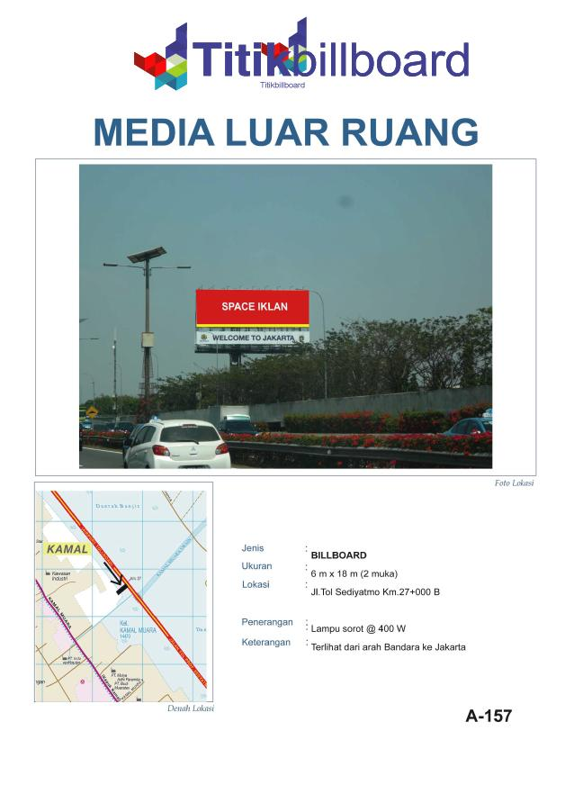 Lokasi Billboard Bandara Tol-Sedyatmo-KM.-27+000B-Jakarta