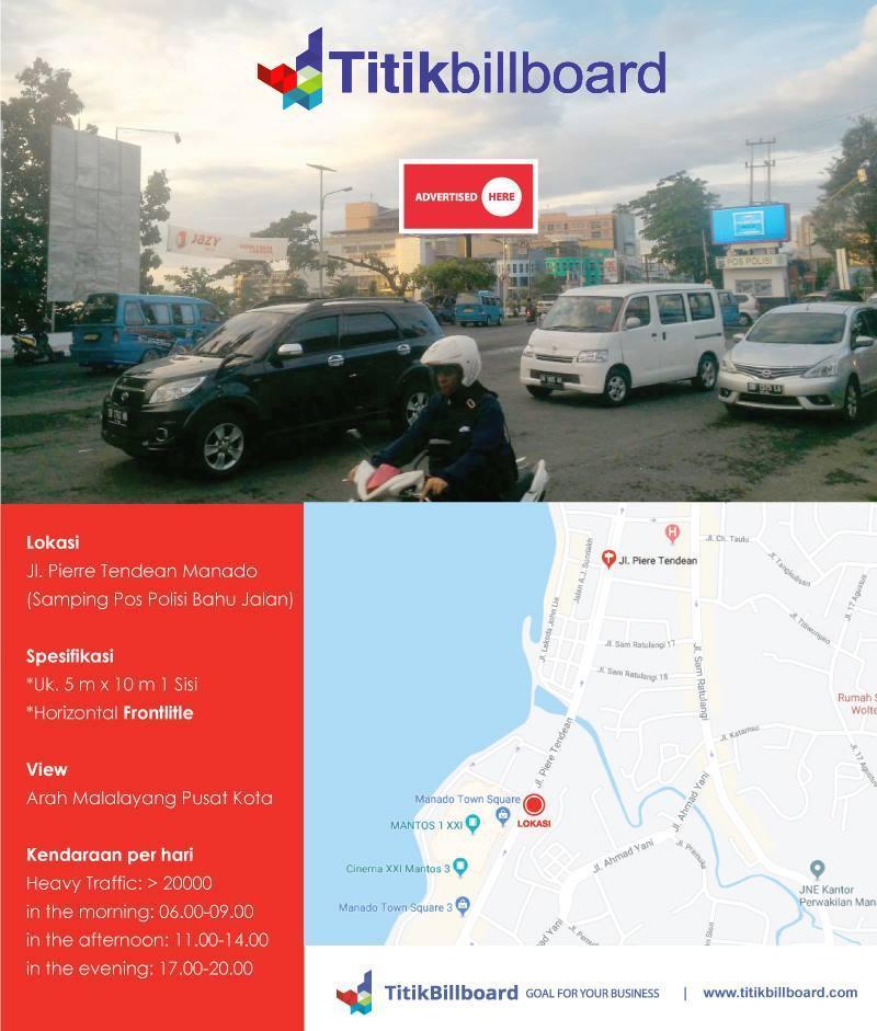 Billboard Manado