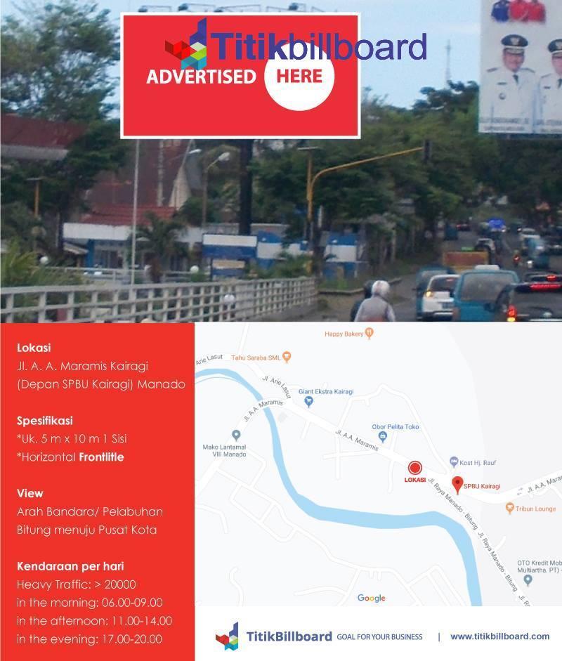 Sewa Billboard Manado