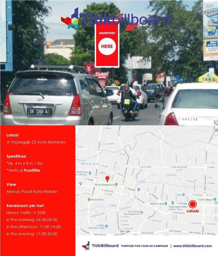 Billboard Mataram