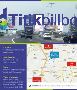 Lokasi Billboard Bandara Soekarno Hatta