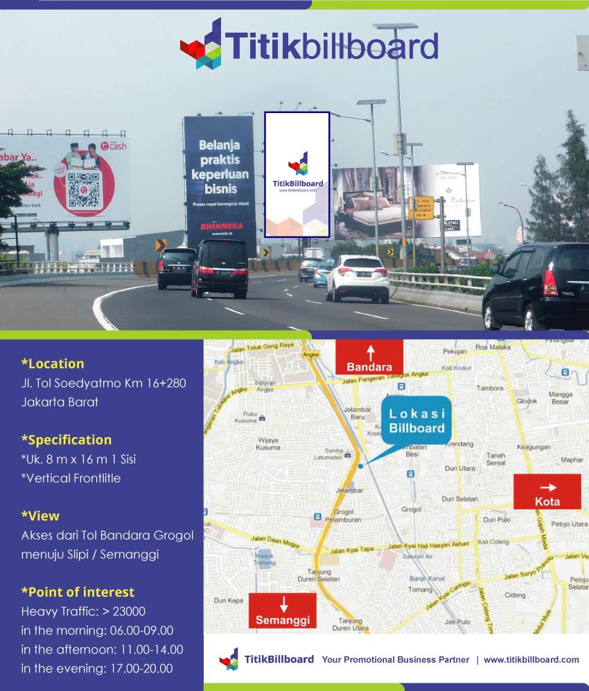 Lokasi Billboard Bandara Soekarno Hatta Jakarta