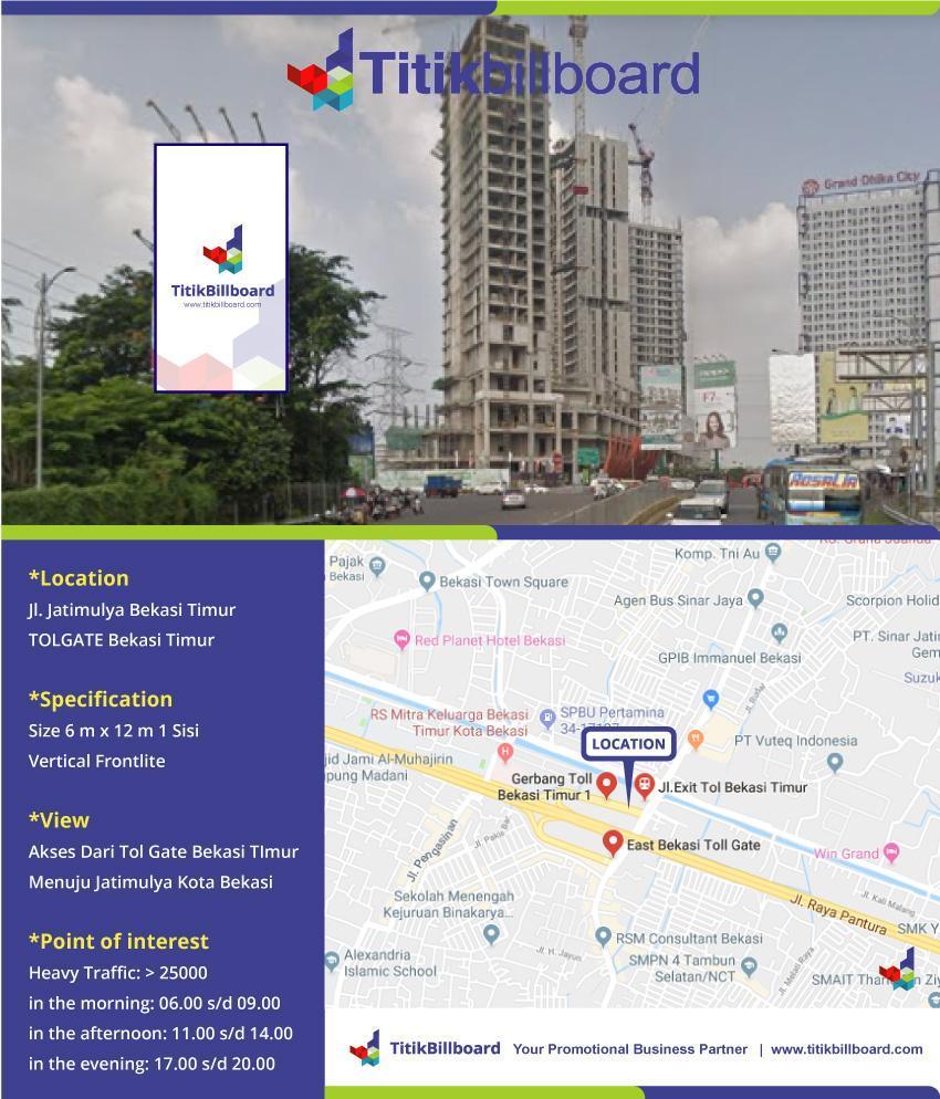 Sewa Billboard Di Bekasi