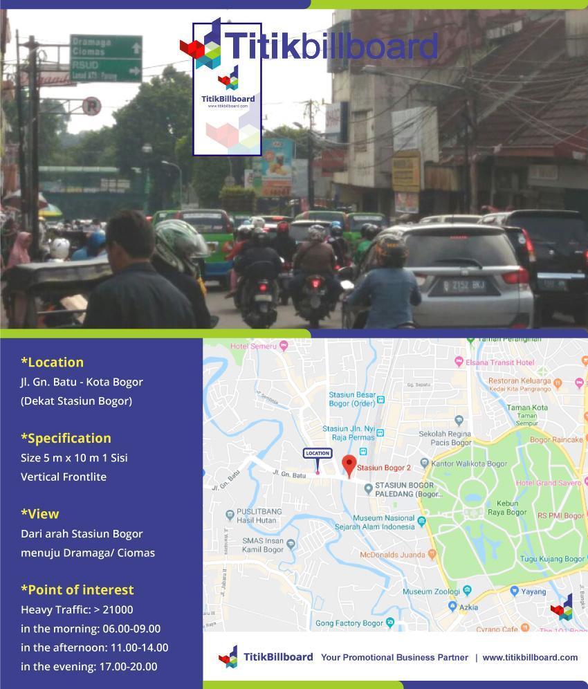 Sewa Billboard Di Bogor