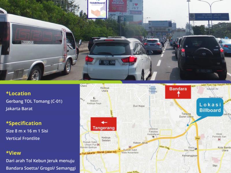 Sewa Billboard Jakarta