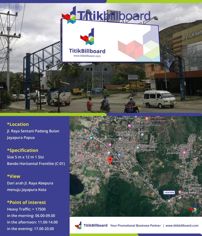 Sewa Billboard di Papua