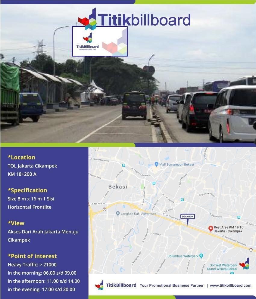 Sewa Lokasi Billboard Di Cikampek