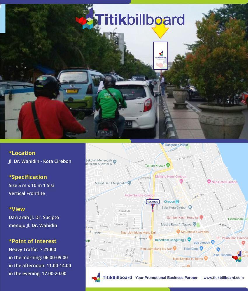 Sewa Lokasi Billboard Di Cirebon
