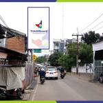 Billboard Di Bintaro Tangerang Selatan