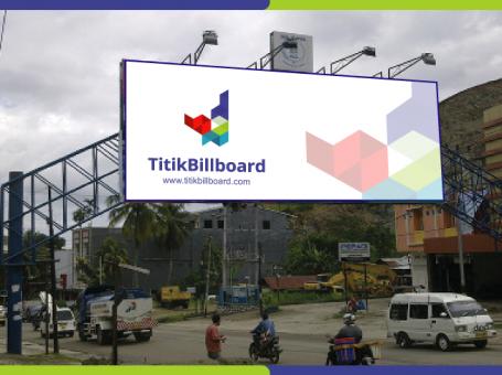 Sewa Billboard Papua Jl. Sentani Padang Bulan