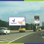 Billboard Bandara Soekarno Hatta Tol Sedyatmo KM 20