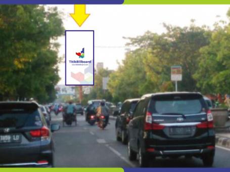 Billboard Cirebon Jl. Wahidin