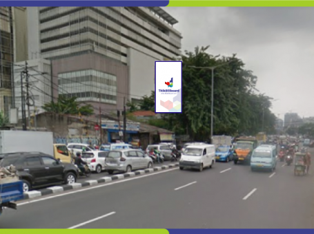 Billboard Di Tanah Abang Thamrin Jakarta Pusat