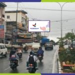 Lokasi Billboard Di Jambi Jl. A. Bakaruddin