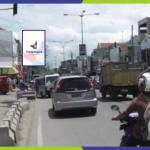 Baliho Di Cilegon Jl. Ahmad Yani