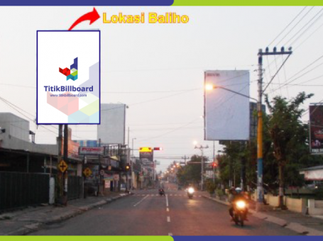 Sewa Baliho Di Purwokerto Jl. Overste Isdiman Jawa Tengah (A)