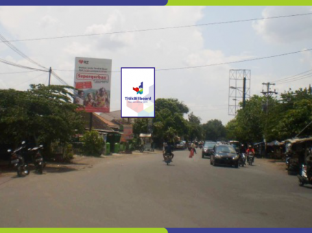 Sewa Baliho Di Solo Jl. Dr. Rajiman