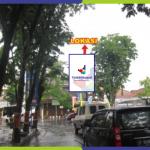 Sewa Baliho Purwodadi Jl. S. Parman