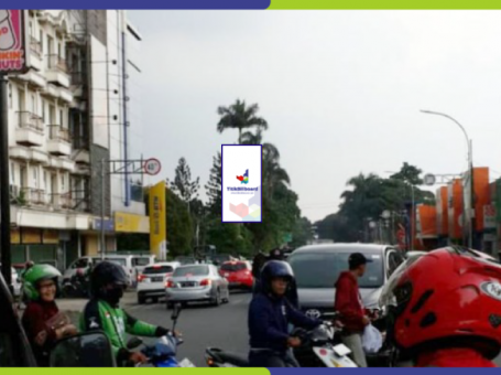 Sewa Billboard Bogor Jl. Jendral Sudirman Rumah Sakit Salak