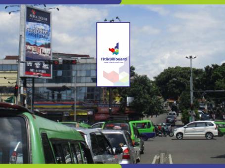 Sewa Billboard Bogor Jl. Pajajaran Warung Jambu