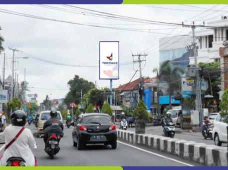 Sewa Billboard Di Bali Jl. Teuku Umar