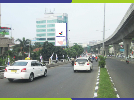 Sewa Billboard Di Kapten Tendean Jakarta Selatan