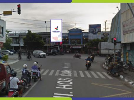 Billboard Di Kota Tegal Jl. Gajah Mada