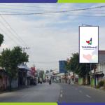 Sewa Billboard Di Pekalongan Jl. K.H Mansyur