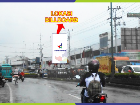 Sewa Billboard Di Pekalongan Jl. Raya Wiradesa Depan Pasar