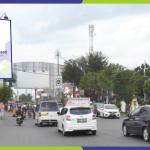 Sewa Billboard Di Serang Jl. Jend. Sudirman Depan SPBU Ciceri