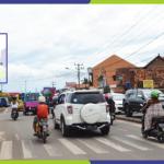Billboard Di Serang Jl. Raya Pandeglang Simpang Sepu