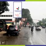 Sewa Billboard Di Serpong Tangerang Jl. Raya MH. Thamrin Dekat Transmart
