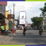 Sewa Billboard Di Solo Jl. Yos Sudarso