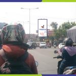 Sewa Billboard Semarang Pertigaan Jl. Fatmawati