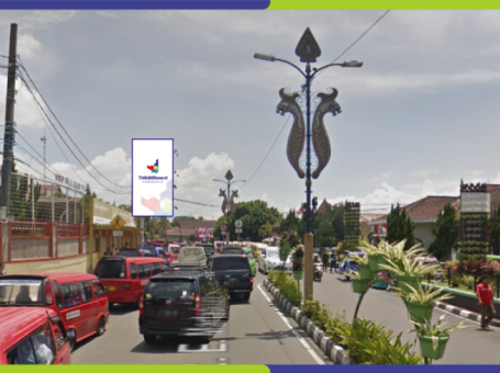 Billboard Sukabumi Jl. R.E Martadinata