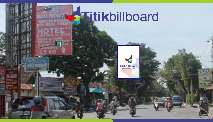 Sewa Baliho Di Banjar Negara Jl. Letjend Suprapto