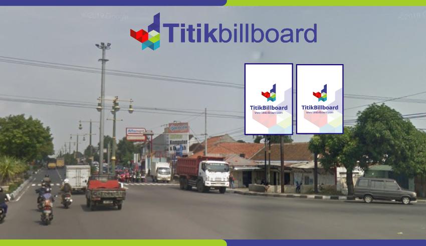 Sewa Baliho Di Klaten Jl. Diponegoro