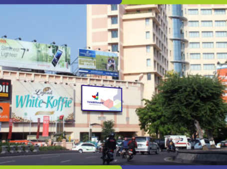 Sewa Billboard Di Semarang Jl. Simpang Lima