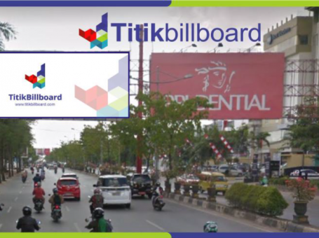 Sewa Billboard Banjarmasin Jl. Ahmad Yani