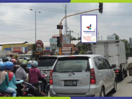 Billboard Kudus Pertigaan Arteri Jl. Ngembal