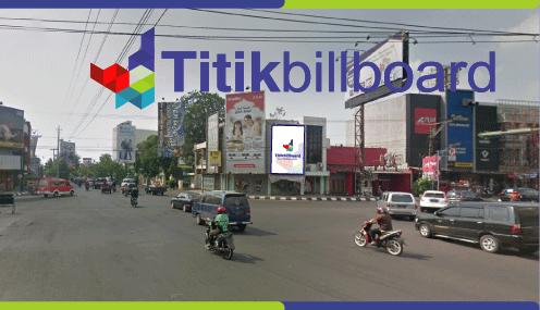 Sewa Baliho Semarang Jl. MT Haryono