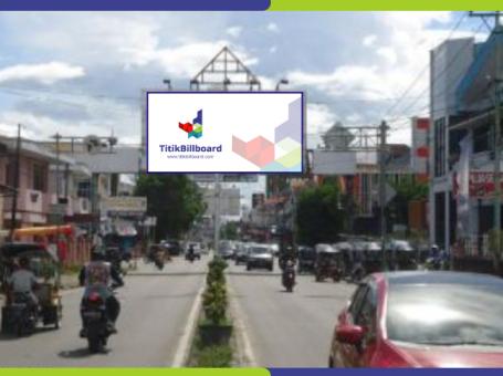 Sewa billboard Gorontalo