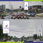 Sewa billboard di pasteur kota bandung