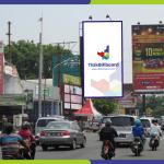 Sewa Billboard Di Semarang Jl. Jend. Sudirman