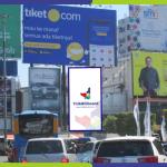 Sewa Lokasi Billboard Di Simpang Lima Semarang