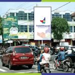 Lokasi Billboard Bandar Lampung Jl. Raden Intan - Ramayana Dept Store
