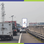 Lokasi Billboard Bandara Soekarno Hatta Jl. Tol Soedyatmo Km.20
