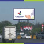 Lokasi Billboard Bandara Soekarno Hatta Jl. Tol Soedyatmo Km.32