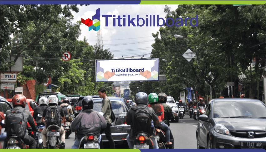 Lokasi Billboard Bandung Jl. PH. H. Mustofa
