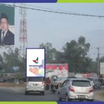Lokasi Billboard Banjarmasin Jl. Ahmad Yani - Bundaran Lianganggang